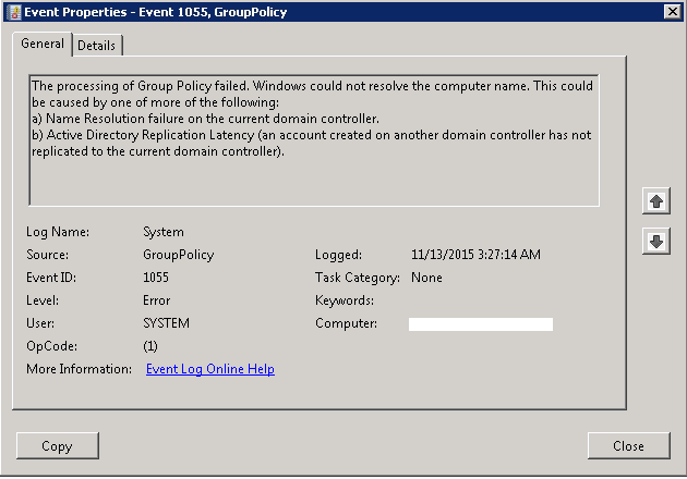 Group Policy Preference Items not applying | | Apps