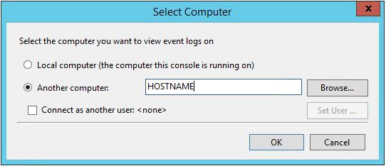 SelectComputer