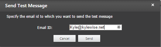 Citrix Director Send Test Message Kyle Wise Citrix