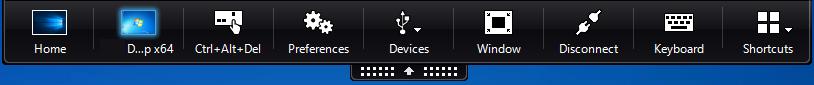 Citrix Receiver Drop Down Option Full Screen