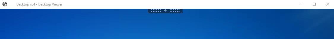 Citrix Receiver Drop Down Option