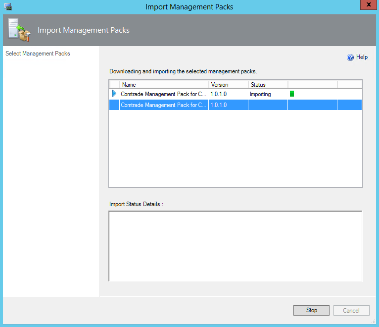 Comtrade Citrix License Server Import Inprogress
