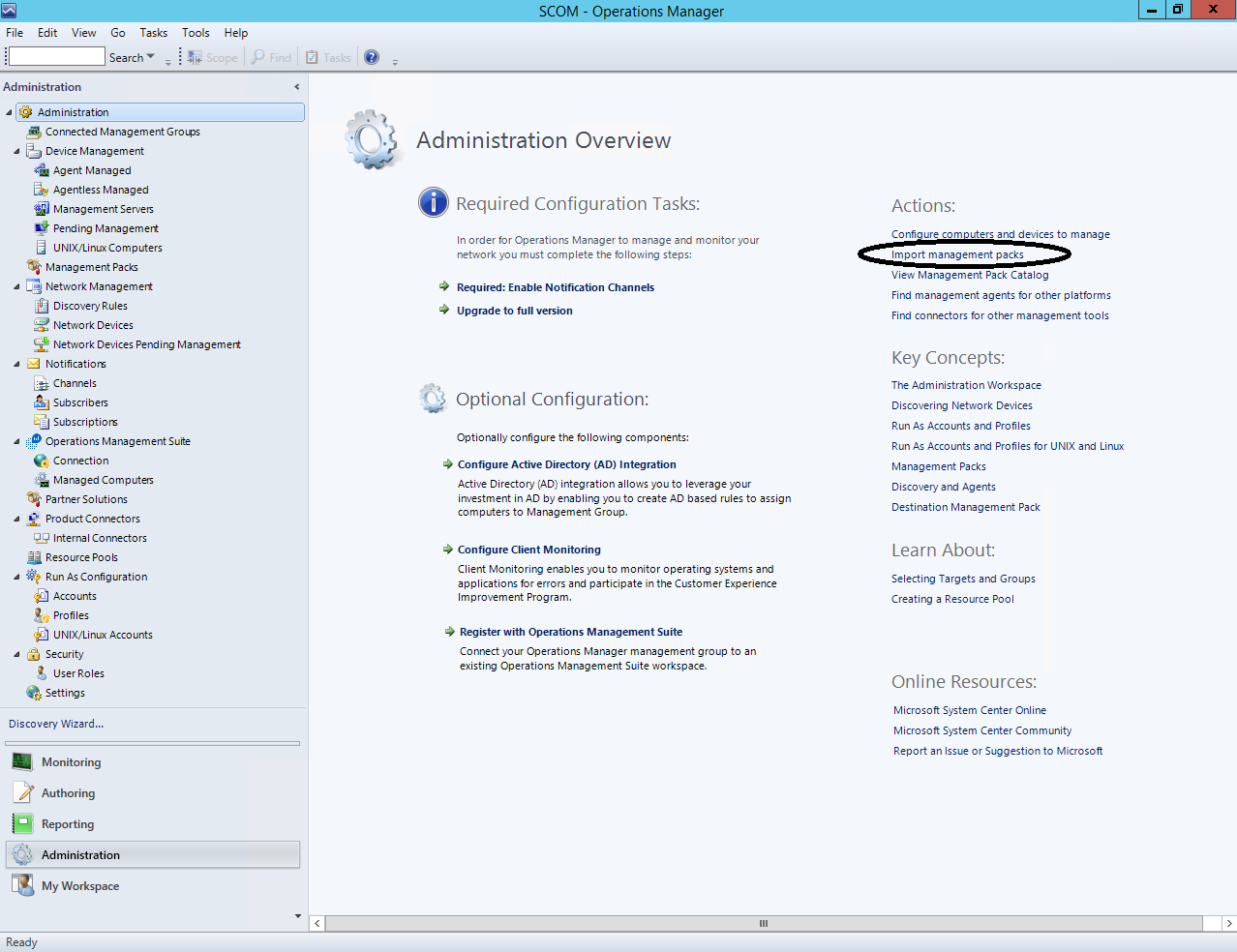 Comtrade Citrix License Server Import Start
