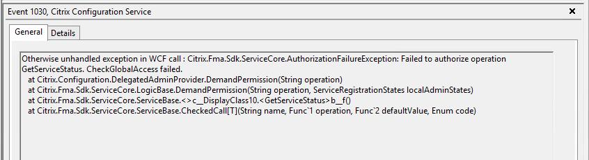 Config Server 1030