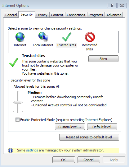 End User Guide to Fix IE 11 Prompt When Launching Citrix