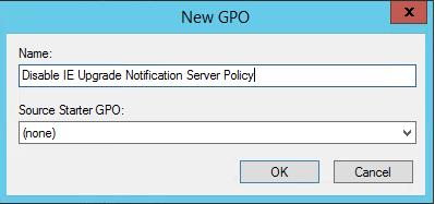 New GPO Box