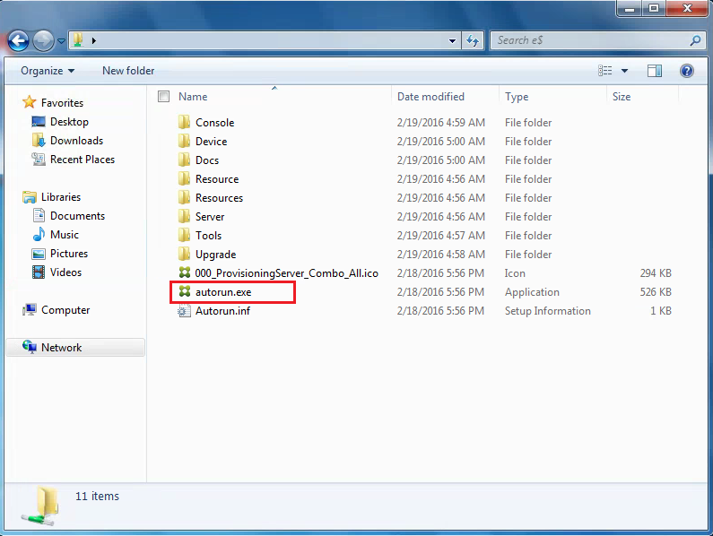 Citrix PVS 7.8 Target Tools ISO Files