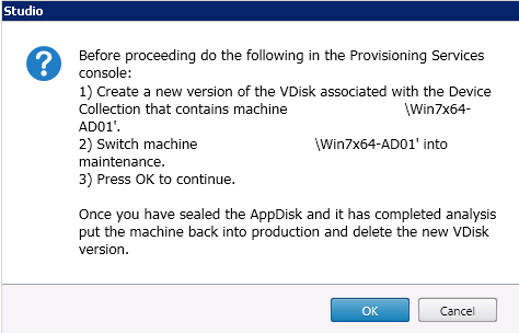 AppDisk Before proceeding do the following