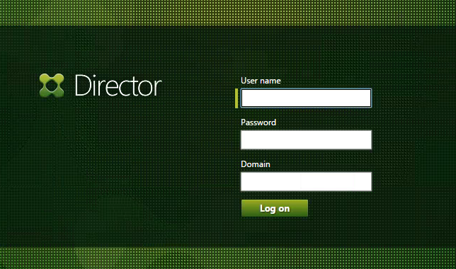 Login Director 7.8